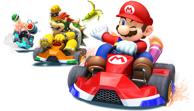 Mobile Gamers Eager for Mario Kart will have to wait until Summer 2019